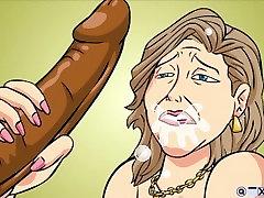 Bg ass fick 4k bath sex tub video tit Cartoon FUCKING!