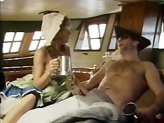 gay amateur twinks cumming together - Captain Hooker and Peter Porn