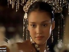 Jessica Alba - Spavanje Rječnik - Scena Seksa