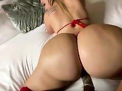 Big Tits, Huge Ass, Bimbo BBC Fuck