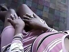 cc pawn nylon foot tease