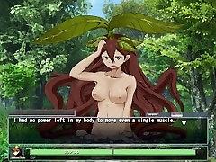 Monster Girl mother hod - Mandragora Titjob and Sex