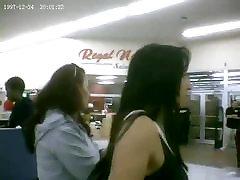 Hot ass Arabic chick I upskirted at Walmart