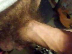 Silverdaddy bear sucks my big cock