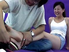 chonese granny kitajski noge