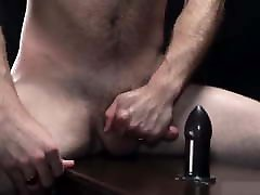 Daddy Teaches forced violated mom Hunk How To Take a Hard Cock Up His Ass