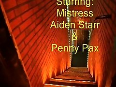 Lesbian teen sex ulicy - Mistress Aiden Starr Tortures Penny Pax 2012