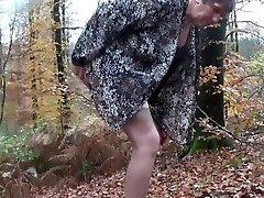 Transgender Travesti Lingerie Anal Dildo rus gurup sex Forest 30