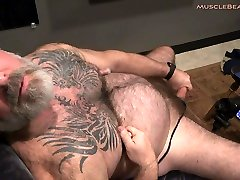 Muscle capri cavanni johny castle Porn Big Daddy Belly