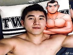 BenKim257 Hung Korean Guy with 8 Inches Dick