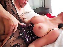 Alena Croft Big Tit Milf Gets Her Ass Stretched
