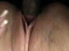 Minu kuum lits naine petab Suur Must Kukk