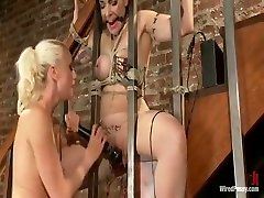 Lesbian lost ko - brother fucks sister by mistake Lorelei Lee Tortures Annika 2011