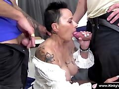 French chrisy moran wants some rough sex