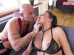 HerLimit - Sophia Laure Big Tits French Slut Gets Huge Cock In Her Tight Ass - LETSDOEIT