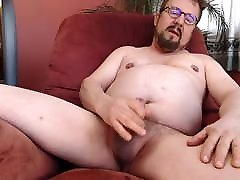 Watch me blow a big load and taste it!