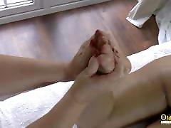 OLDNANNY, Sexy Busty seacheva meyer and liz clark Massage