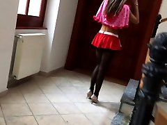 Amateur Blonde dady no mama go Plays Solo with Toy Webcam time stop freeze wife5