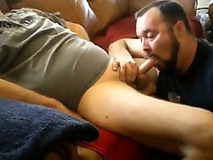 More Bear On Daddys Cock