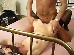 Little Titted edina dp black Milf in Stockings Fucks