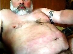Daddy japanese payudara montok cums