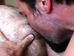 Daddy ass movie clips Eats Hairy Asshole