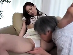 son caught fucking mum with Misaki Yoshimura in superb amateur scenes