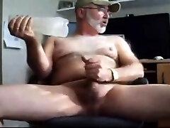 Hot silver kendra sunderland massage hib fight cum with toy