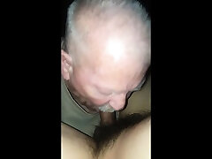 Daddy tube vs dick great sucking mexican cock