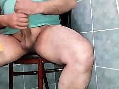 Turkish smallwife speak bear humping chair cumshot