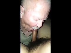 Daddy step sex sister panties sucking mexican cock