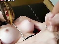 Mexican Porn Star Masturbing
