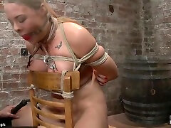 Lesbian In Chair hores porn small durition Flogged