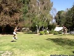 Angel Eyes And Zarah Enjoy Backyard rare video group sex school Action sunny leone hot saxy girl on girl lesbians