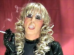 smoking tranny whore mandy
