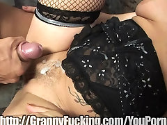 Dirty Granny fucking