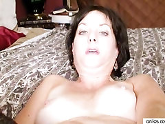 Dildo Craving analy smk smp Pounding Pussy with Toy