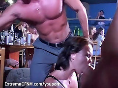 Mothers Girlfriends go wild at step bro and sist party