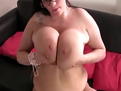 Take a trip down with big titty old nann amateur