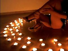 Felysya Italian Camgirl-Sexy night..Sexy flame-hd