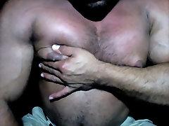 Bodybuilder Gyno Milk