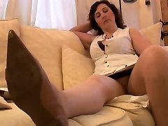 Busty doctor rap nurse xxx milf panty tease and striptease