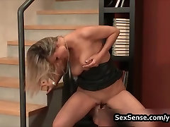 She gets a proper fuck and a 69 in the end