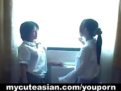 Two teen webcam maid cute pasto xxx vadiou girls fucking around