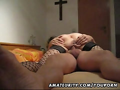 grandparents fucking videos amateur trylar busty amateur wife blowjob with anal creampie