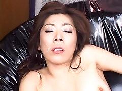 Kitajski dekle banda uporablja - Amorz