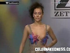 Celebnakedness models nude on the runway and seethroughs 30