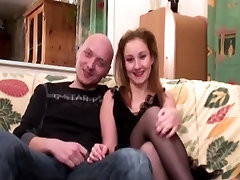 young french babes first anal casting