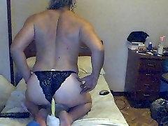 I enjoy imagining my ass a cock
