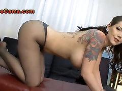Big Tits Pantyhose Foot Fetish